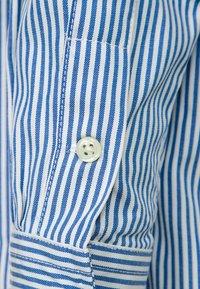 Polo Ralph Lauren - CUSTOM FIT BLAKE - Overhemd - blue/white - 4