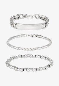 Icon Brand - METALIX COMBO - Bracelet - silver-coloured - 3