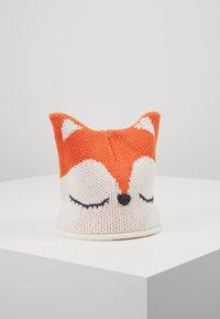 Benetton - HAT FOX - Bonnet - orange - 0