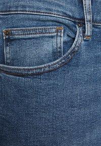 Even&Odd Curvy - Jeans Skinny Fit - blue denim - 2