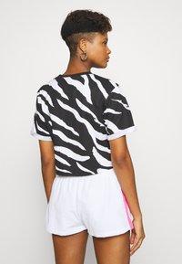Ellesse - RERTA - Camiseta estampada - black - 2