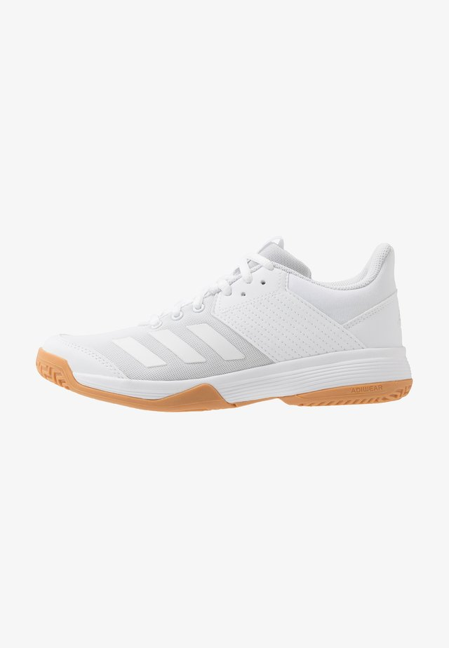 LIGRA 6 SHOES - Volleybalschoenen - footwear white