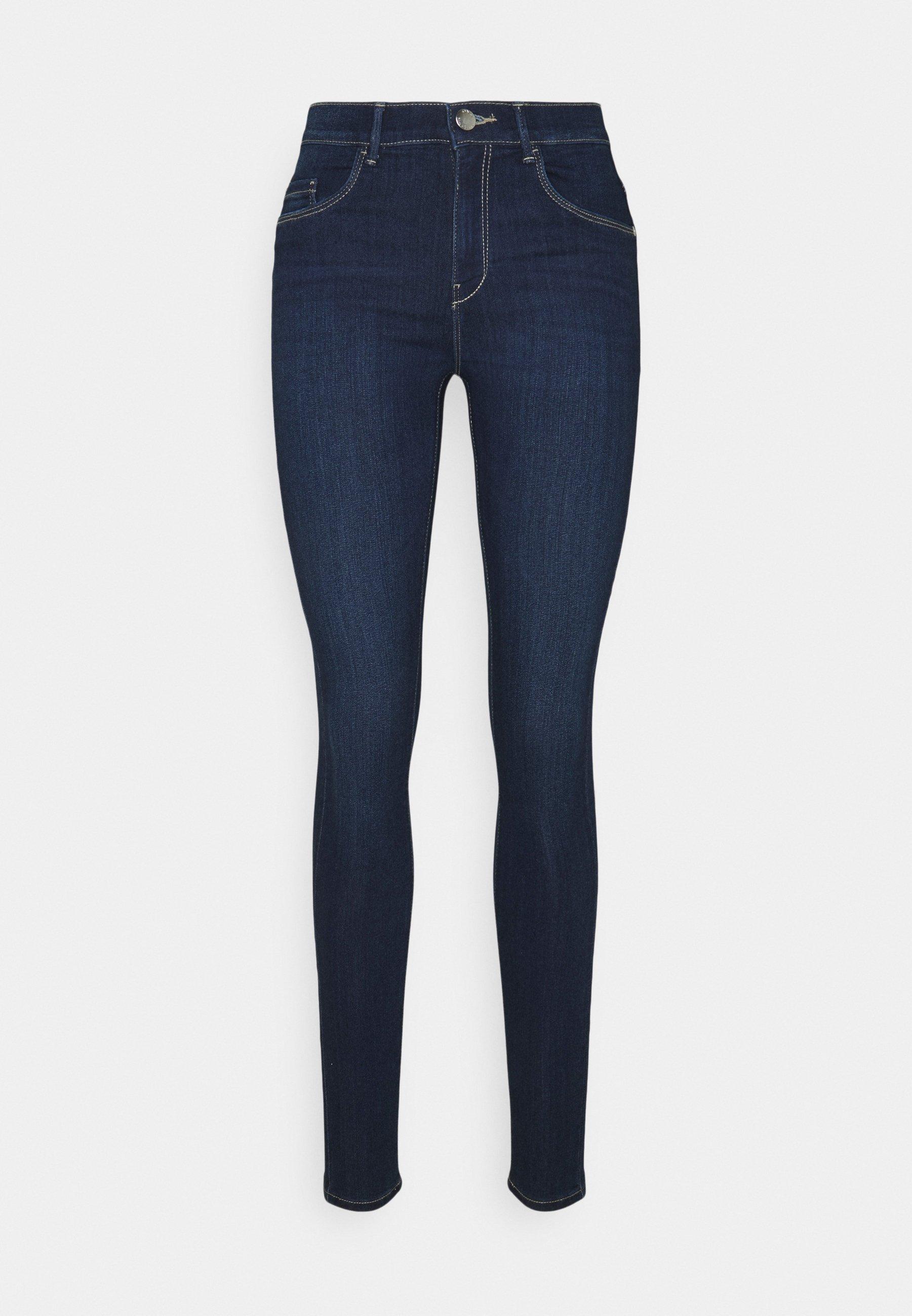 Women ONLRAIN MID WAIST SKINNY FULL LENGH - Jeans Skinny Fit