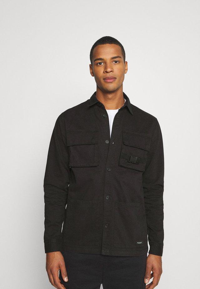 UTILITY - Shirt - black