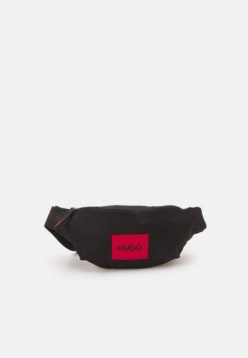 ETHON BUMBAG UNISEX - Bum bag - black