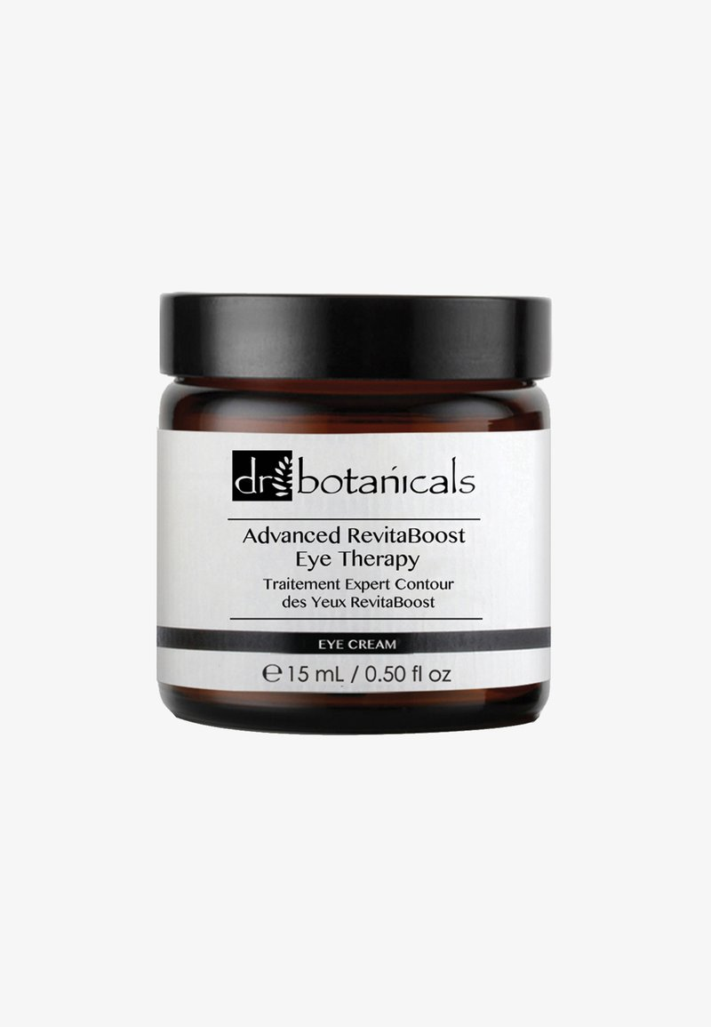 Dr Botanicals - ADVANCED REVITABOOST EYE THERAPY - Soin des yeux - -