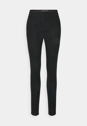 PURE LEGGING - Pyjamasbyxor - black