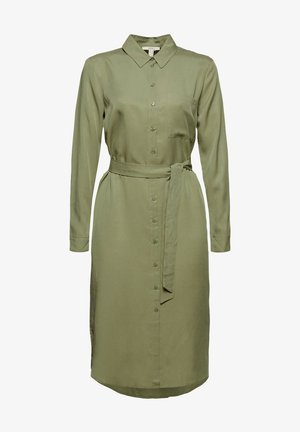 Vestido camisero - light khaki