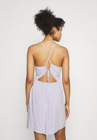 Hollister Co. - SHORT DRESS - Kjole - lavender - 2