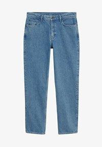 Mango - HILLARY-I - Jeans straight leg - blu medio - 5