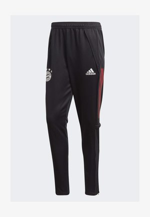 FC BAYERN TRAINING TRACKSUIT BOTTOMS - Vereinsmannschaften - black