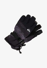 Quiksilver - MISSION YOU  - Fingerhandschuh - black matte - 0