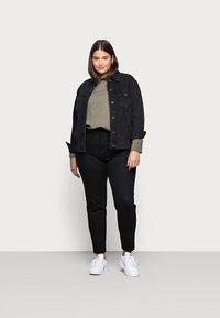 Dr.Denim Plus - NORA - Jeans slim fit - black - 1