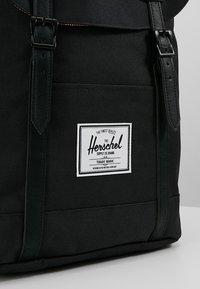 Herschel - RETREAT - Rucksack - noir - 4
