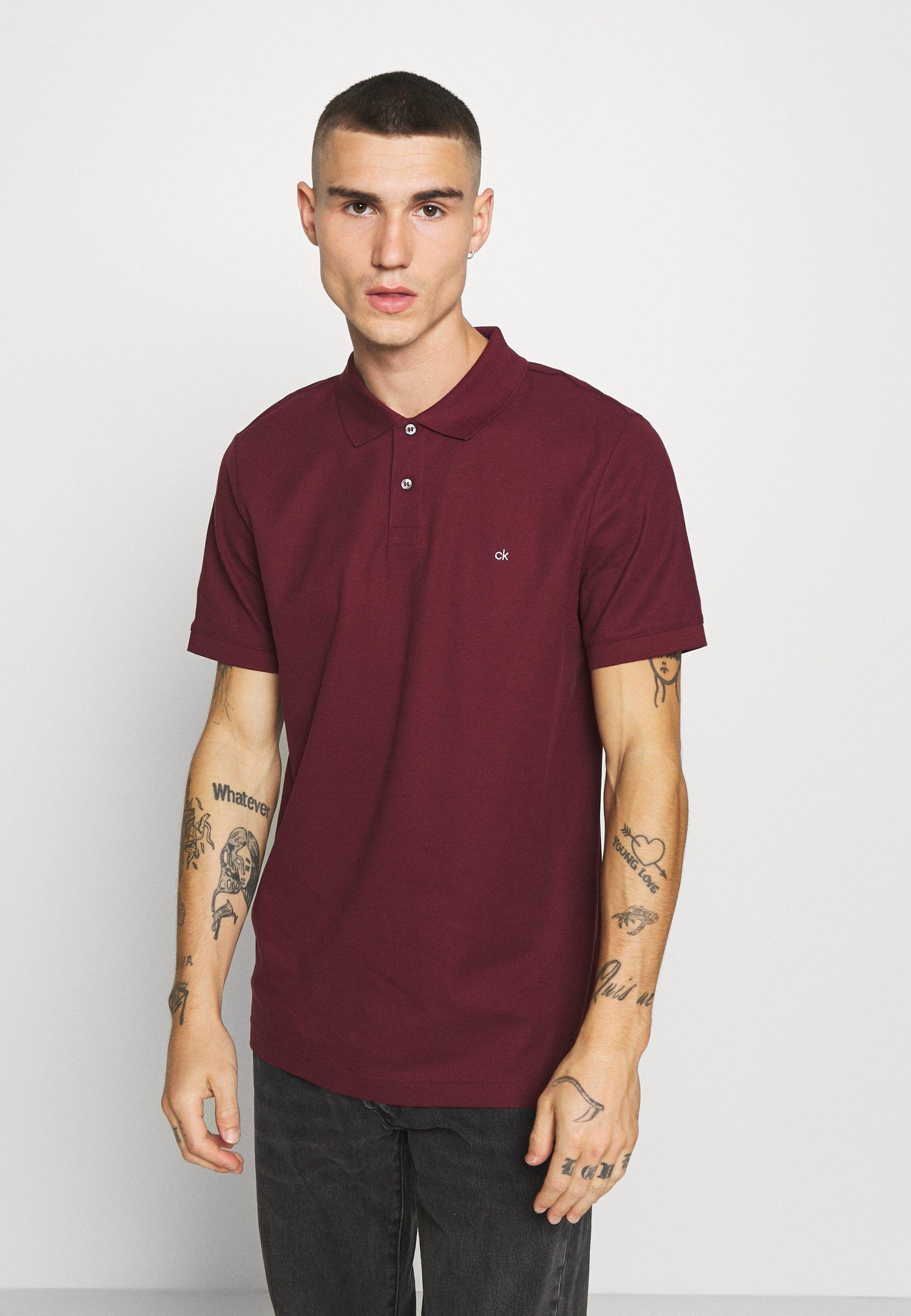 Men REFINED LOGO SLIM FIT - Polo shirt