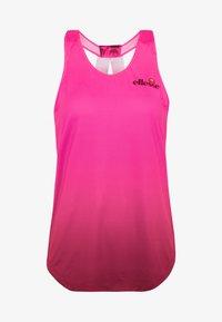 Ellesse - SACILE - Top - pink/black - 4