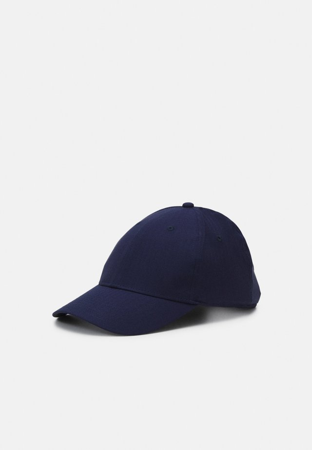 TECH CUSTOM  - Cap - college navy/anthracite/white