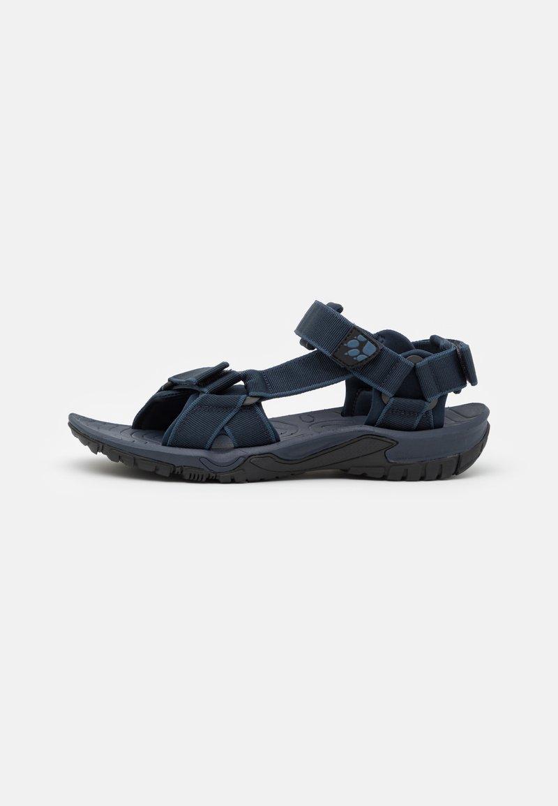 Jack Wolfskin - LAKEWOOD RIDE - Walking sandals - night blue