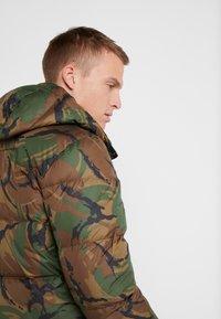 Polo Ralph Lauren - CAP JACKET - Down jacket - british elmwood - 5