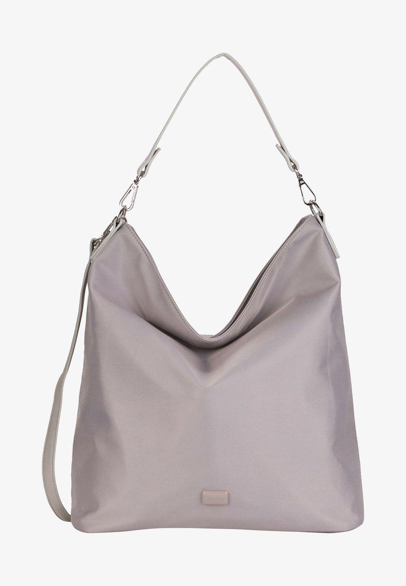 Tamaris - ANNA - Handbag - light grey
