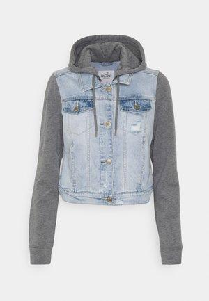 Kurtka jeansowa - indigo
