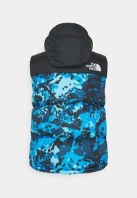 The North Face - RETRO NUPTSE  - Liivi - clear lake blue