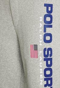 Polo Ralph Lauren - Tracksuit bottoms - andover heather - 6
