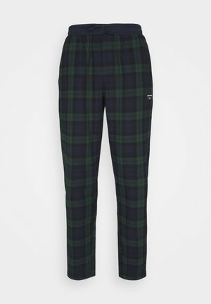 BIG CHECK PYJAMA PANT PERCY - Pyjama bottoms - night sky