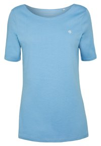 Marc O'Polo - SHORT SLEEVE ROUNDNECK - Basic T-shirt - northern sky