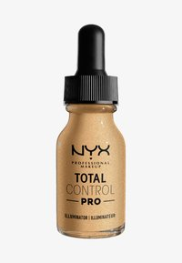 Nyx Professional Makeup - TOTAL CONTROL PRO ILLUMINATOR - Highlighter - warm - 0