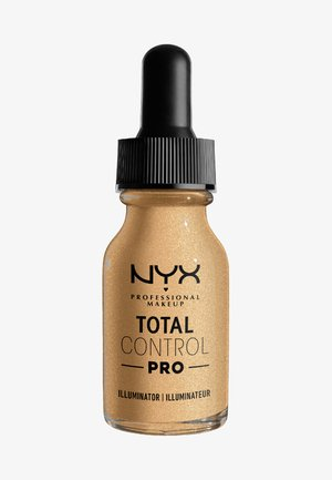TOTAL CONTROL PRO ILLUMINATOR - Highlighter - warm