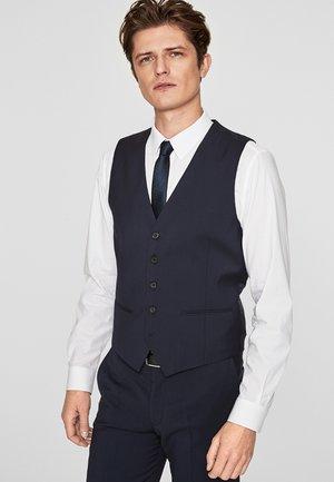 ELEGANTE  - Suit waistcoat - blue