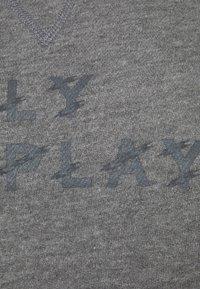 ONLY Play - ONPARETHA  - Mikina - medium grey melange/dark grey - 2