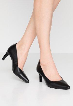 BIBBIANA - Classic heels - black