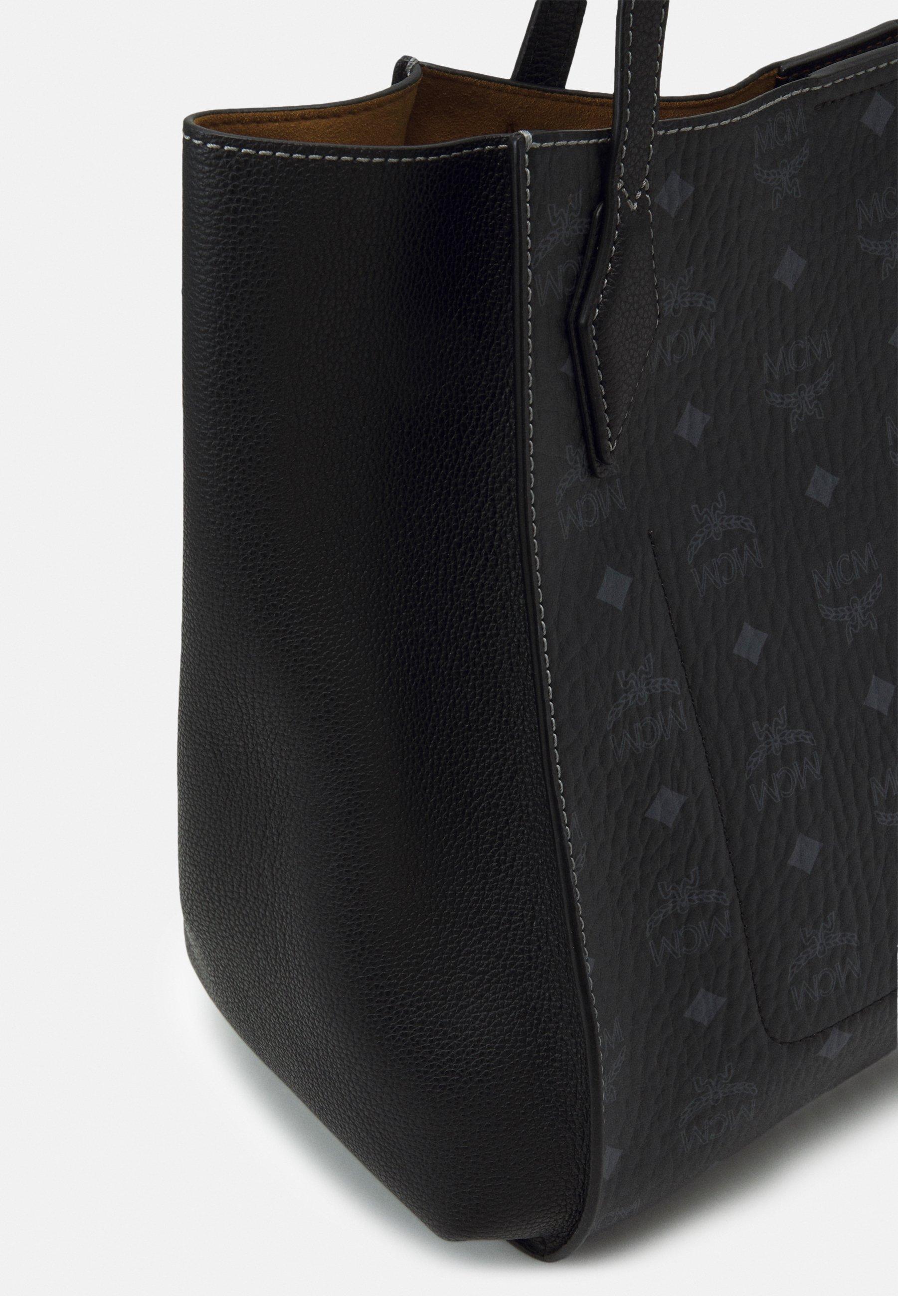 MCM LUISA VISETOS BLOCK - Shoppingveske - black/svart jYUKHAOeBzajueK