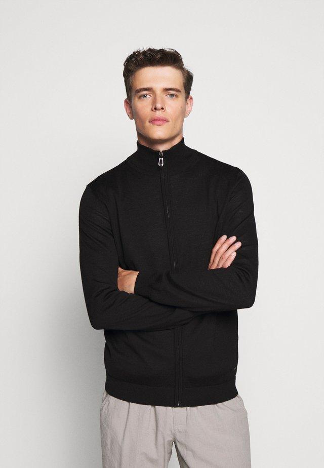 DAVIS - Vest - black