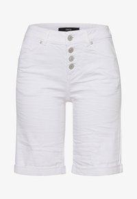zero - Denim shorts - white - 4