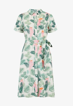 COCKATOO - Shirt dress - cream