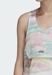 adidas Originals - Shirt dress - multicolor - 3