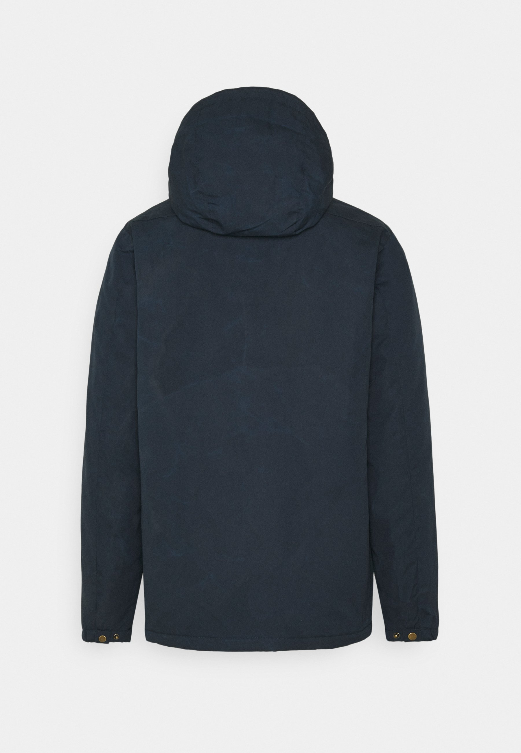 Knowledge Cotton Apparel Nordic Legacy Expedition - Übergangsjacke Total Eclipse