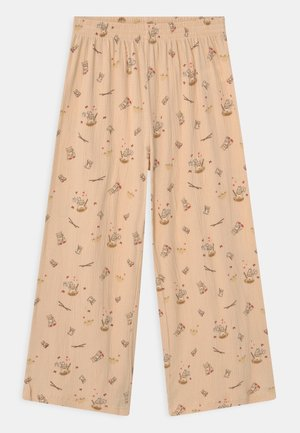 CHLEO LOOSE PANTS - Trousers - miso moonlight