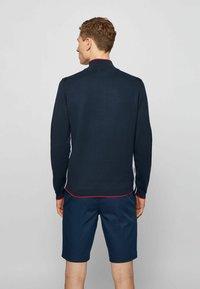 BOSS - ZISTON - Sweatshirt - dark blue - 2