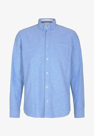Shirt - bright ibiza blue chambray
