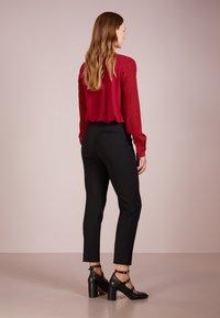 J.CREW - CAMERON PANT  - Pantalon classique - black - 2