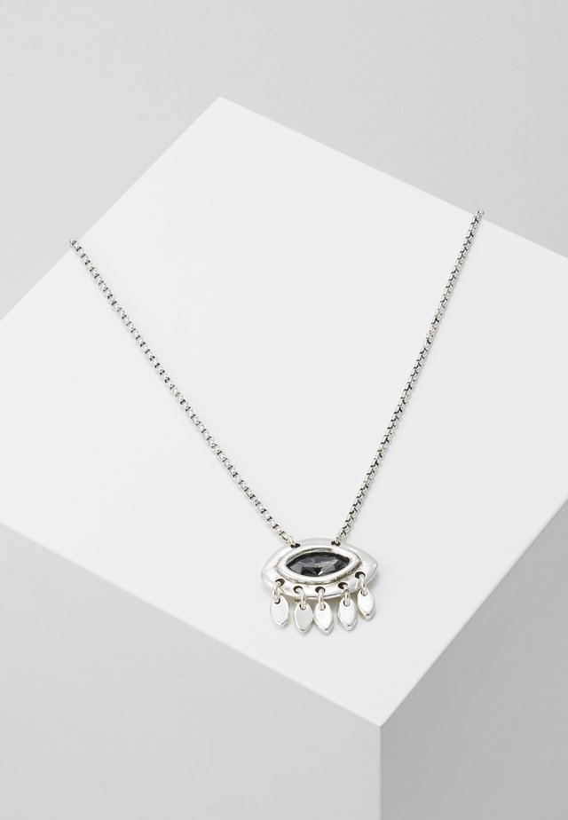MY LUCK EYE NECKLACE - Ketting - silver-coloured