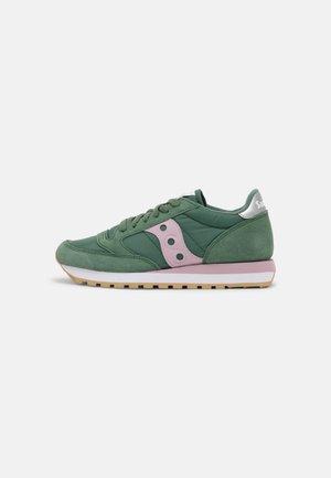 JAZZ ORIGINAL - Zapatillas - green/pink