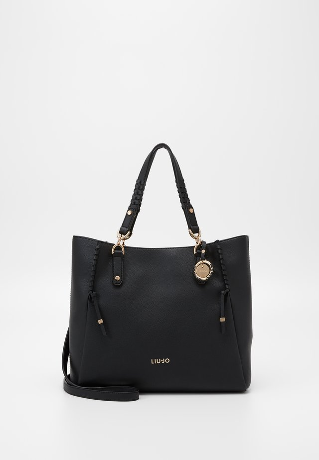 Bolso shopping - nero
