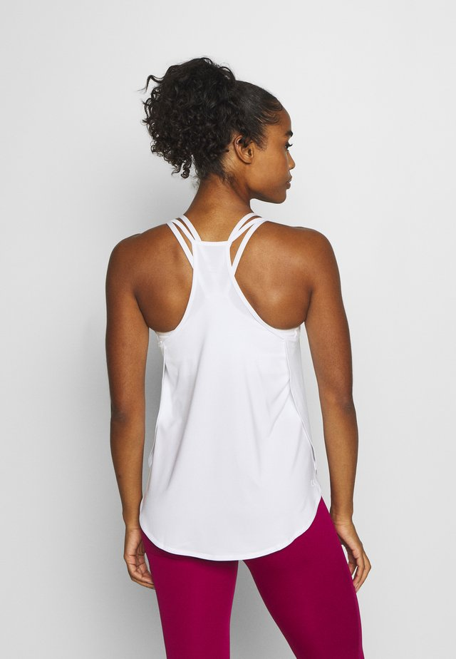 TANK - Camiseta de deporte - white