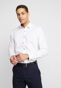 OLYMP No. Six - OLYMP NO.6 SUPER SLIM FIT  - Formal shirt - marine - 0