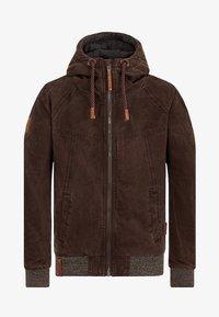 Naketano - Light jacket - brownie - 0